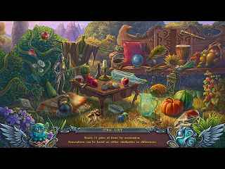 Spirits of Mystery: The Silver Arrow Collector's Edition Screen 1