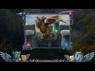 Spirits of Mystery: The Silver Arrow Collector's Edition Screen 2