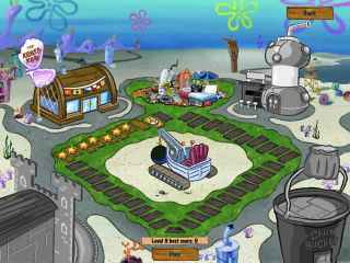 Spongebob Diner Dash 2 Game Download