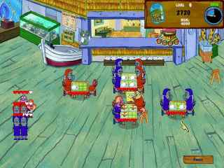 Spongebob Diner Dash 2 Screen 2