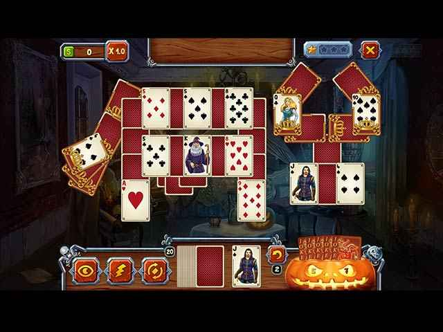 Solitaire Game Halloween Download Free