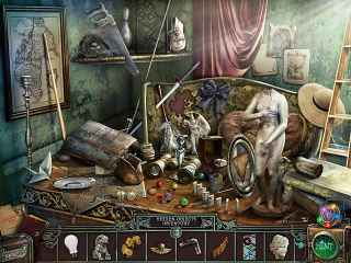 The Agency of Anomalies: Cinderstone Orphanage Collector's Edition Screen 1