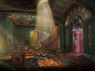 The Agency of Anomalies: Cinderstone Orphanage Collector's Edition Screen 2