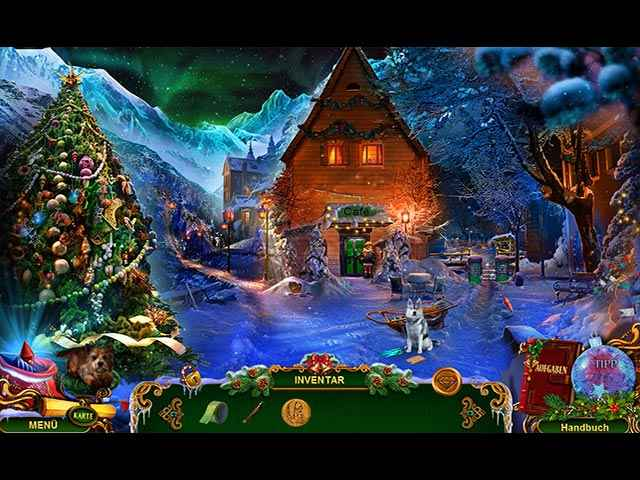 The Christmas Spirit: Trouble in Oz Collector's Edition Screen 1