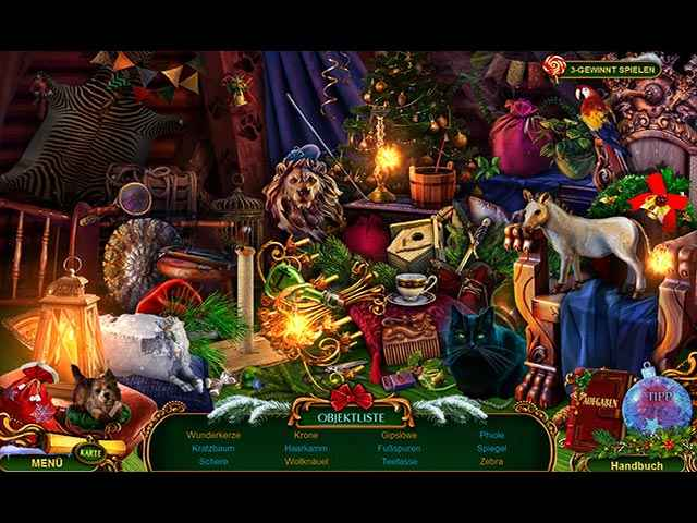 The Christmas Spirit: Trouble in Oz Collector's Edition Screen 2