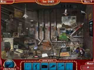 The Hidden Object Show Screen 2