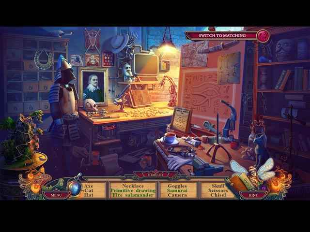 The Keeper of Antiques: The Imaginary World Screen 2