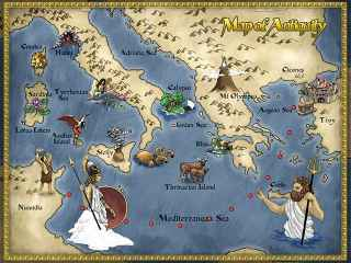 The Odyssey - Winds of Athena Screen 2