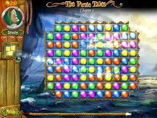 The Pirate Tales Screen 1
