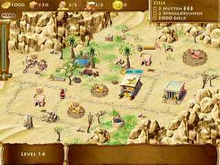 The Timebuilders Pyramid Rising ScreenShot