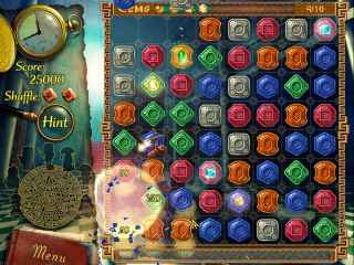 The Treasures Of Montezuma Screen 1