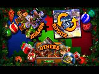 The Ultimate Christmas Puzzler Screen 1