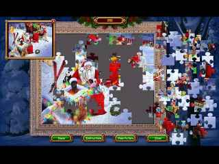 The Ultimate Christmas Puzzler Screen 2