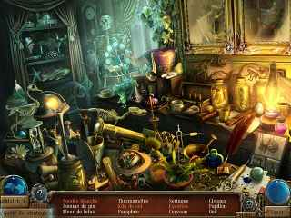 Time Mysteries: The Ancient Spectres Collector's Edition Screen 2