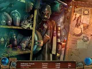 Time Mysteries: The Final Enigma Collector's Edition Screen 1