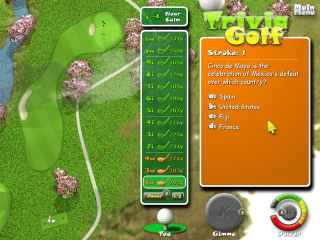 Trivia Golf Game Download