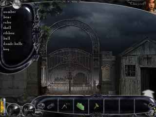 Vampire Mansion: A Linda Hyde Mystery Screen 2