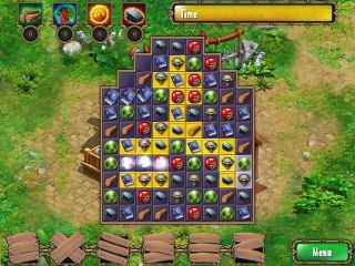 Village Quest Screen 1