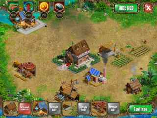 Village Quest Screen 2