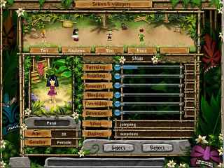 Virtual Villagers: New Believers Screen 2