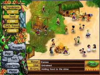 Virtual Villagers: The Lost Children Screen 1