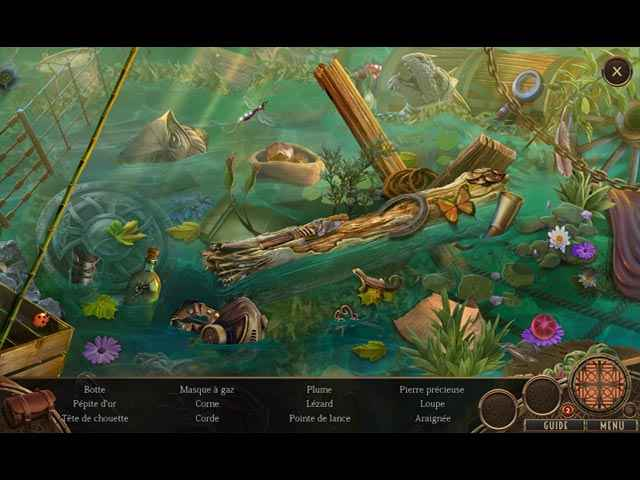 Wanderlust: What Lies Beneath Collector's Edition Screen 1