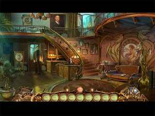 Web of Deceit: Deadly Sands Collector's Edition Screen 1