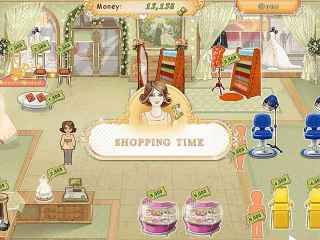 Wedding Salon Screen 2