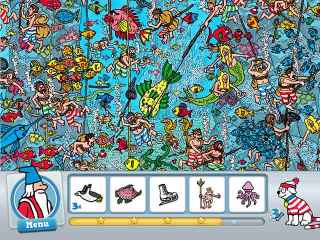 Where's Waldo: The Fantastic Journey Screen 1