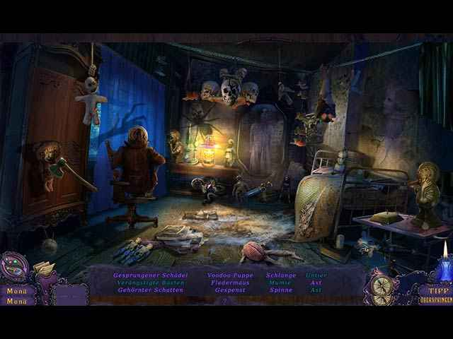 Whispered Secrets: Everburning Candle Screen 1