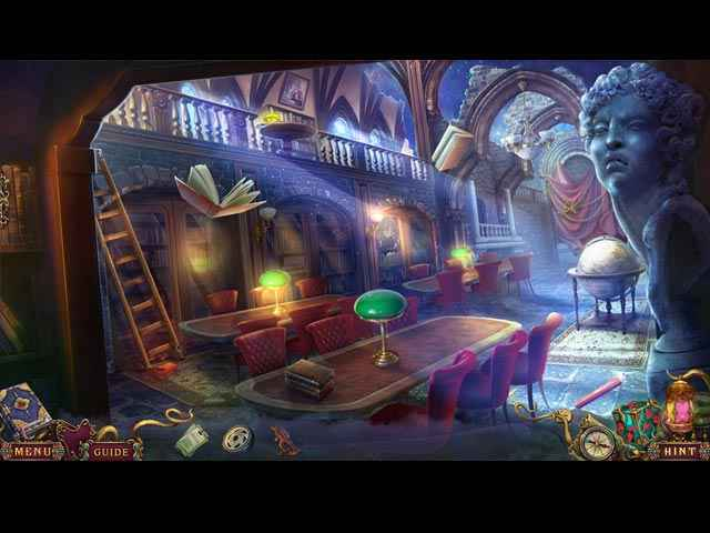 Whispered Secrets: Forgotten Sins Collector's Edition Screen 1