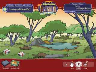 Wild Thornberrys Australian Wildlife Rescue Screen 1