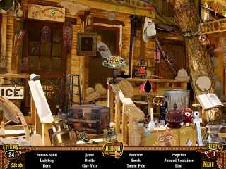 Wild West Quest: Gold Rush Screen 1