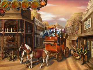 Wild West Story: The Beginning Screen 1