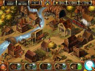 Wild West Story: The Beginning Screen 2