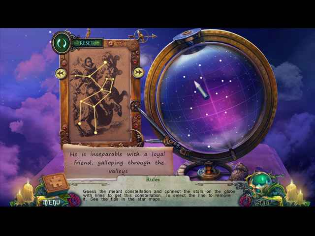 Witches' Legacy: Slumbering Darkness Screen 2