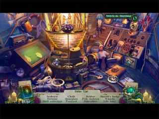Witches' Legacy: The Ties That Bind Collector's Edition Screen 1