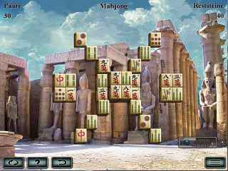 World's Greatest Temples Mahjong Screen 1