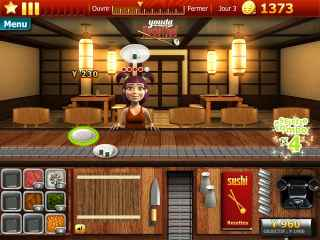 Youda sushi chef download and play on mobile | youdagames. Com.