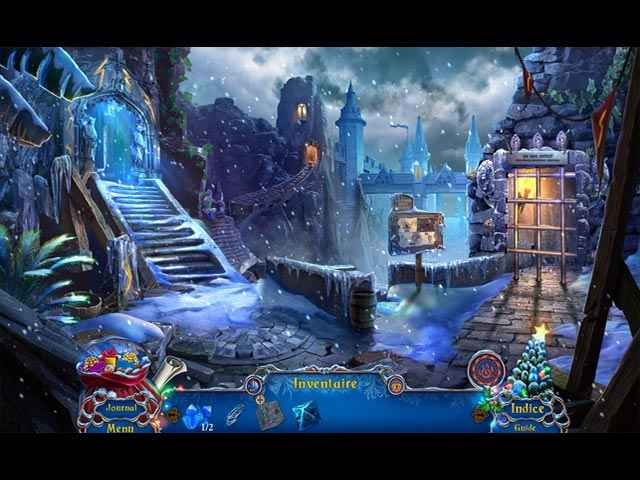 Yuletide Legends: Frozen Hearts Collector's Edition Screen 1
