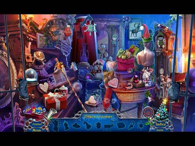 Yuletide Legends: Frozen Hearts Collector's Edition Screen 2