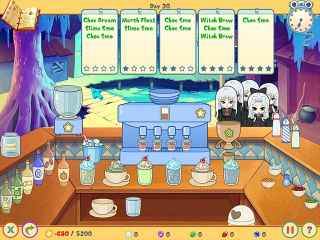 Yummy Drink Factory Screen 2