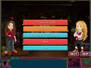 iCarly: iDream in Toons Screen 1