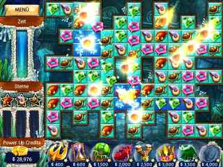 Jewel Legends Atlantis Screen 2